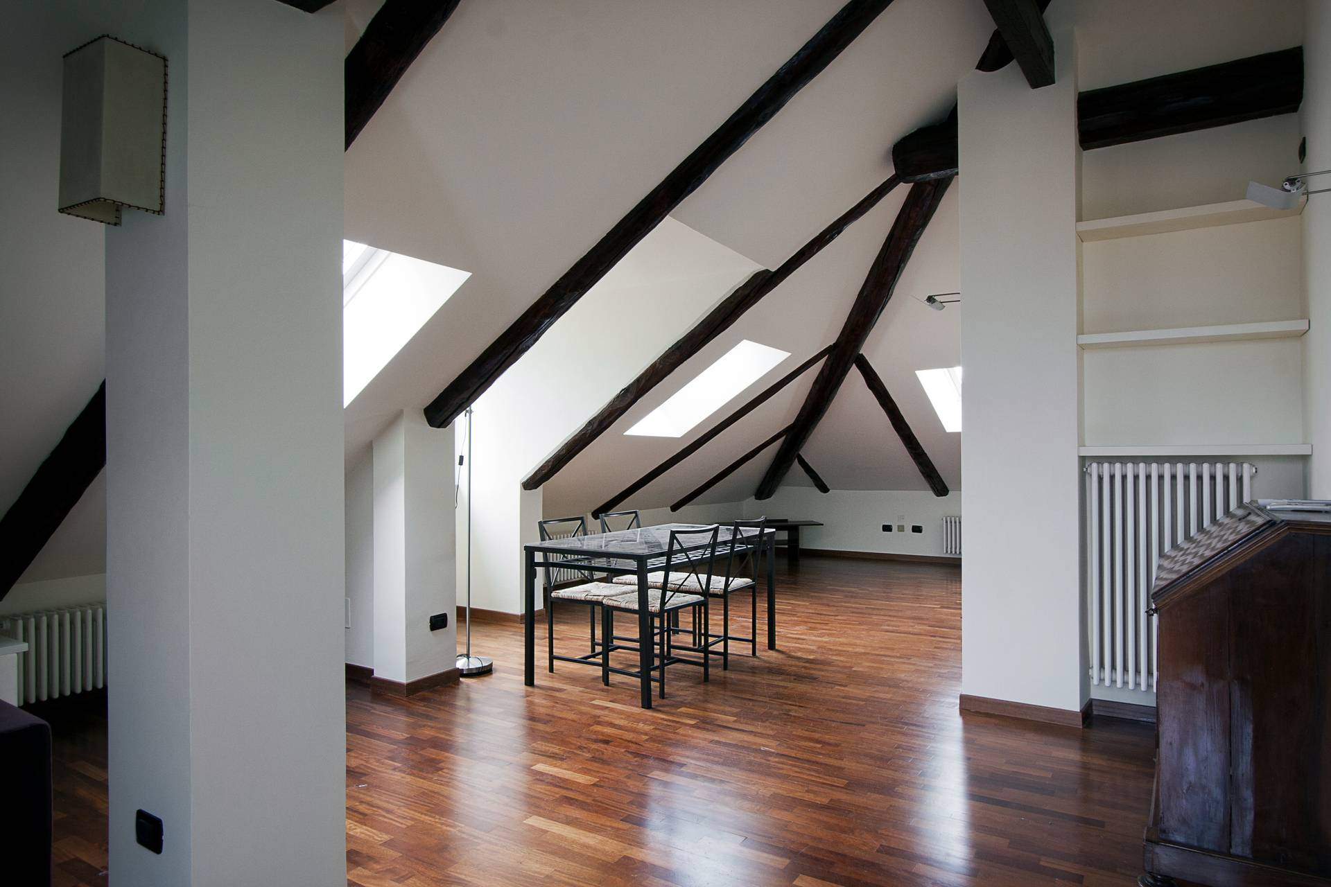 Mansardina - Stilò Architetti